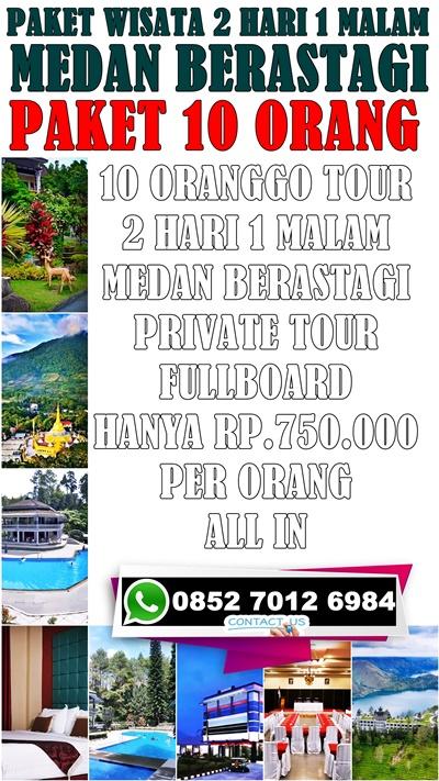 Bus Pariwisata Medan