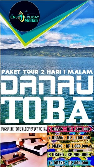 3 Hotel Murah Di Danau Toba